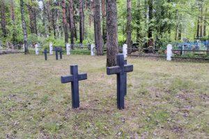 На кладбище немецких военнопленных. Фото: Евгений Лисаков/ rk.karelia.ru