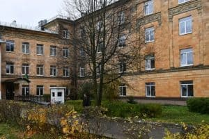 Специализированная школа искусств. Фото со страницы Артура Парфенчикова ВК