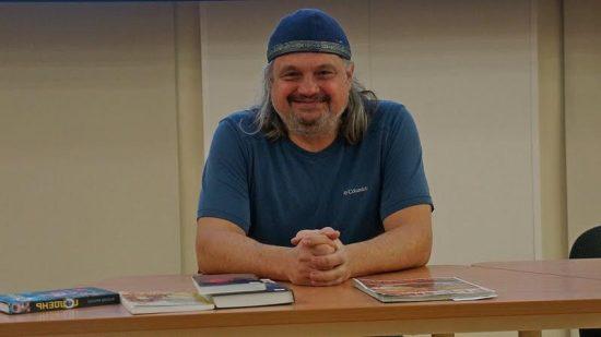 Владимир Софиенко. Фото Ирины Ларионовой