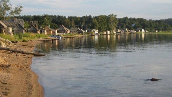 Деревня Сямозеро
