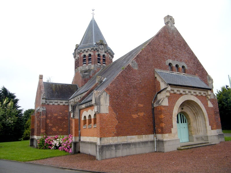 Церковь в Берни-ан-Сантёр