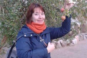 Ольга Михайловна Звягина (1962 - 2020). Фото с личной страницы в ФБ