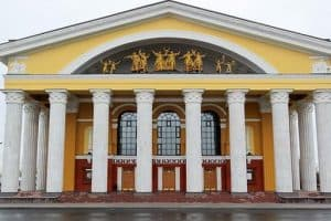 Музыкальный театр Карелии возвращает шахматную рассадку зрителей