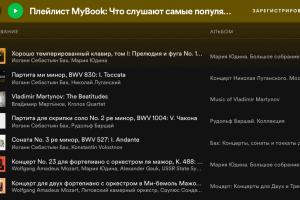 Составлен плейлист музыкальных предпочтений популярных российских писателей