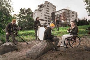 В Карелии снимаютчёрную комедию «Кормушка»