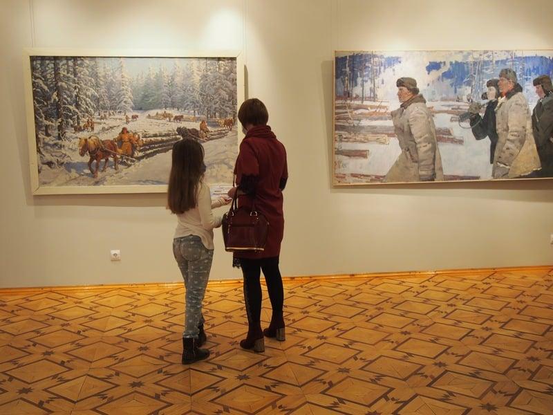 «Русский Север. Выставка шедевров». Фото Ирины Ларионовой