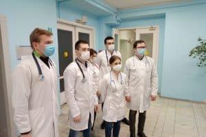 Врачи из Санкт-Петербурга приступают к работе в городских поликлиниках Петрозаводска