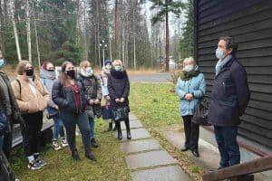 В ПетрГУ обучали студентов зелёным технологиям для экотуризма