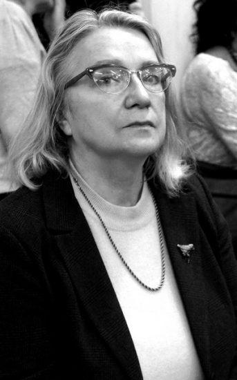 Елена Cойни. Фото Ирины Ларионовой