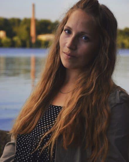 Ксения Хотина. Фото из личного архива