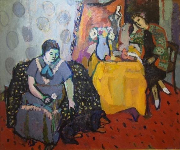 Ирина Лотова. Семейный портрет