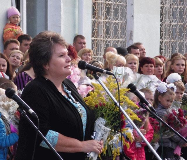 Вера МихайловнаСлясская