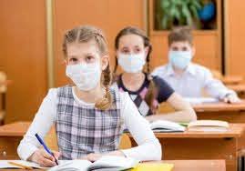 В школах России предложено продлить антиковидные меры до 2022 года