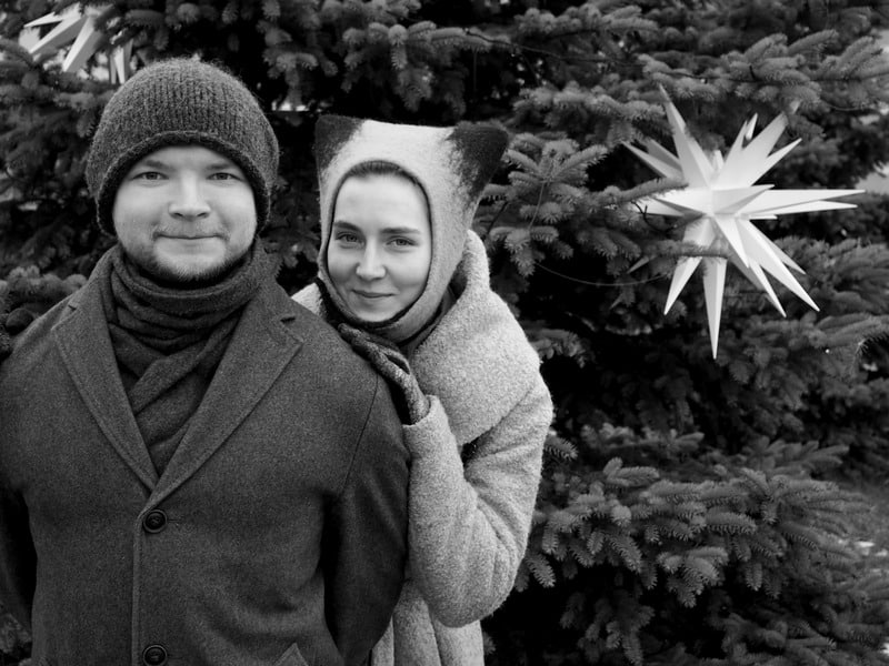 Сима и Станислав Рынкевич. Фото Ирины Ларионовой