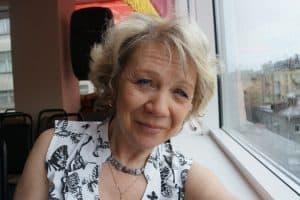 Среди лауреатов года и Анна Скотти, медсестра медико-социальной помощи Городской  поликлиники № 1 Петрозаводска. Фото Ирины Ларионовой
