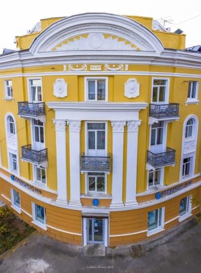 Петрозаводск. Дом Онегзавода. Фото: Алексей Фрилунд