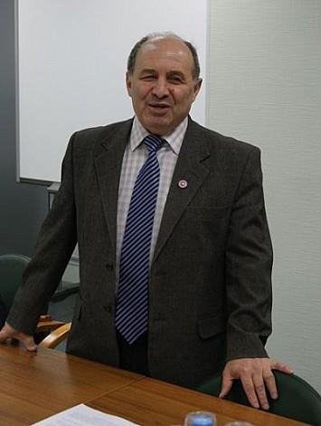 Илья Романович Шегельман. Фото: izsambo.ru