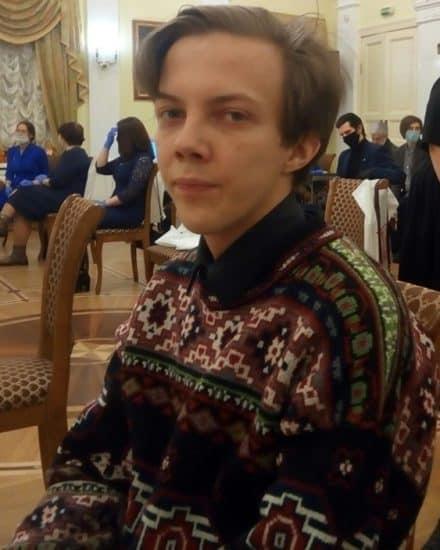 Илья Вересов. Фото Натальи Мешковой