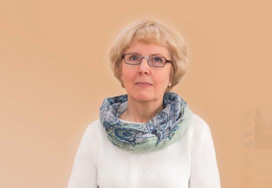 Ирма Муллонен. Фото Игоря Георгиевского