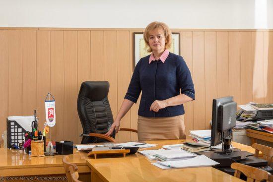 Ольга Бахмет. Фото Игоря Георгиевского