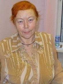 Наталья Яковлевна Папсуева на уроке