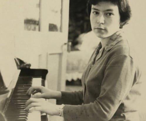 Наталья Яковлевна Папсуева - молодой музыкальной педагог