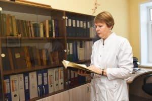 Наталья Везикова