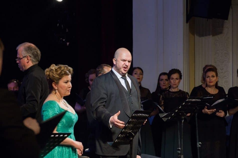 «Царская невеста» на фестивале «ОпераVita». Фото: Виталий Голубев