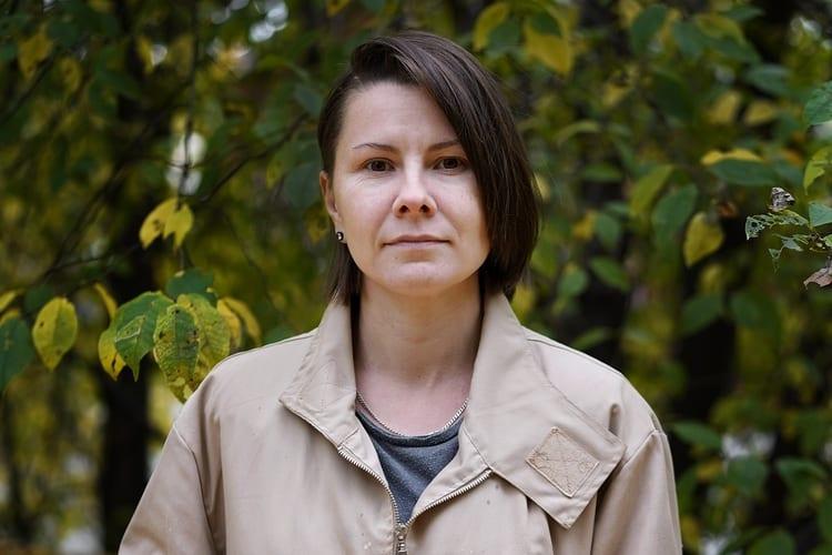 Юлия Зайцева. Фото: Илона Олконен