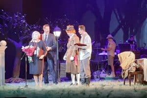 Театр кукол Карелии получил сертификат на 3 миллиона рублей за спектакль «О рыбаке и рыбке»