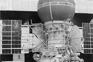 15 декабря 1970 года советская межпланетная станция Венера-7 успешно приземлилась на Венере. Фото: pikabu.ru