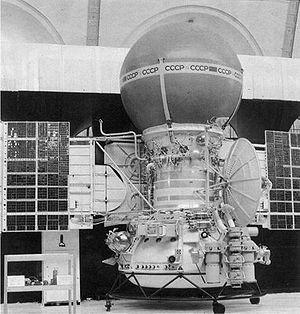 Советская межпланетная станция Венера-7. Фото: pikabu.ru