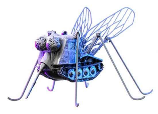 Комар-трактор