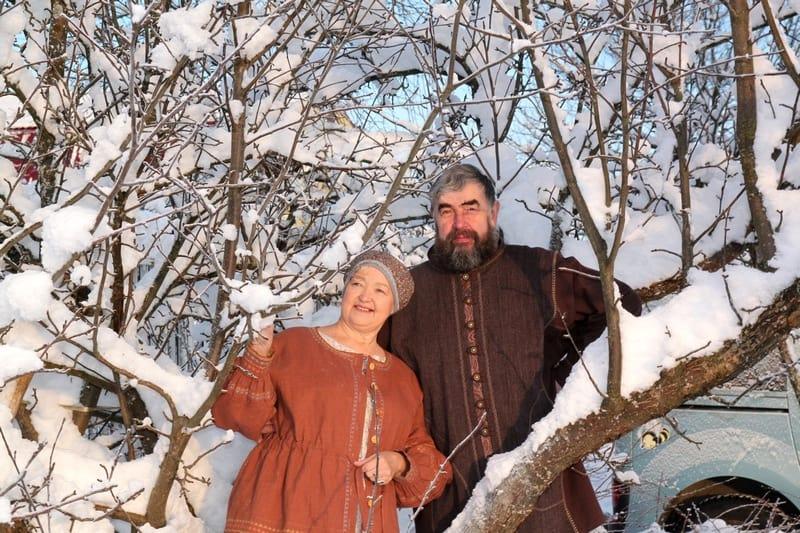 Светлана и Александр Волковы