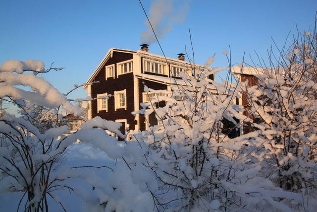 Дом Волковых в Ладве