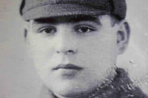 Григорий Кац в молодости. Фото из архива Г.Н. Каца