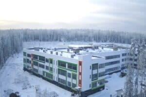 Школа в петрозаводском микрорайоне  Древлянка откроется в сентябре 2021 года