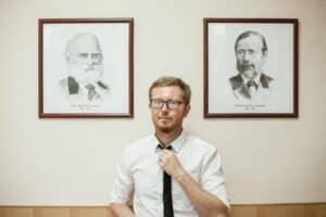 Григорий Сузи. Фото Минобразования РК