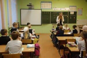 В одной из сельских школ Карелии. Фото Марии Голубевой