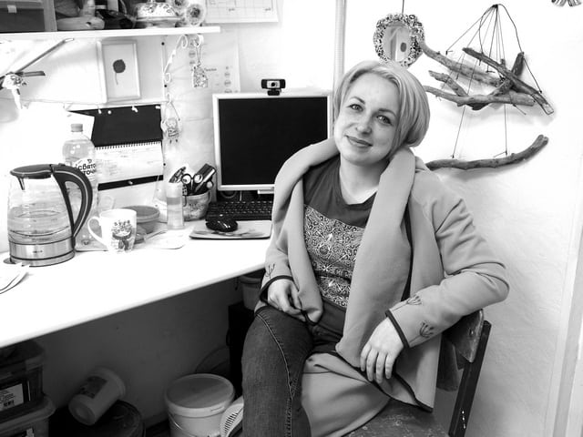 Катри Аусмес. Фото Ирины Ларионовой