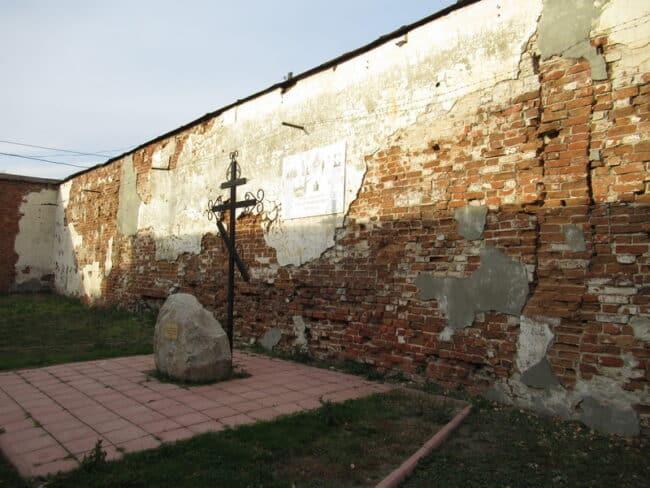 Прогулки по России с Лидией Винокуровой. В музее, бывшей пересыльной тюрьме