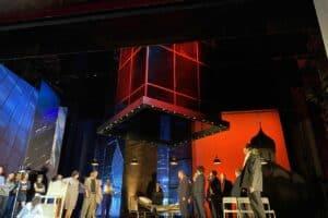 """Сцена из оперы """"Царская невеста"""". Фото Музыкального театра РК"""