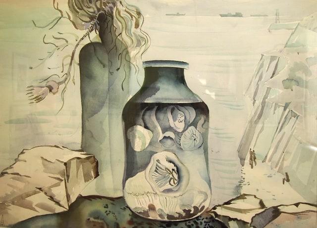Александр Харитонов. Медузы