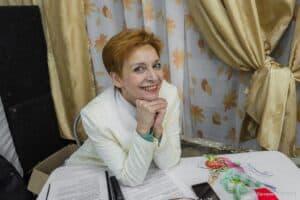 Людмила Кириллова, поселок Ильинский Олонецкого района