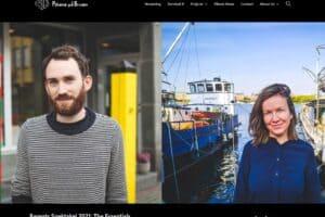 Российские и норвежские художники создадут путеводитель по соседней стране