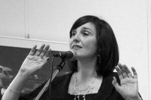 Инна Кабашная. Фото Ирины Ларионовой