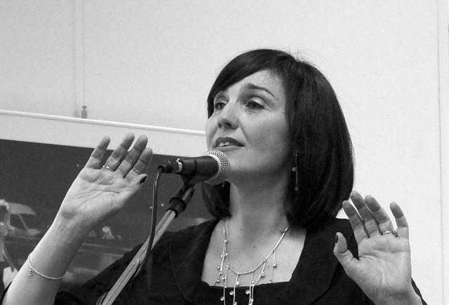 Инна Кабашная на концерте. 2013 год. Фото Ирины Ларионовой