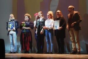 Лучшим спектаклем, специально введя эту номинацию, жюри признало спектакль Театра кукол Карелии «О рыбаке и рыбке»