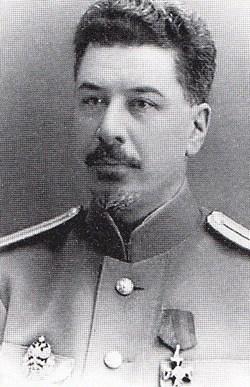 М.Д. Иссерсон. 1904, Порт-Артур