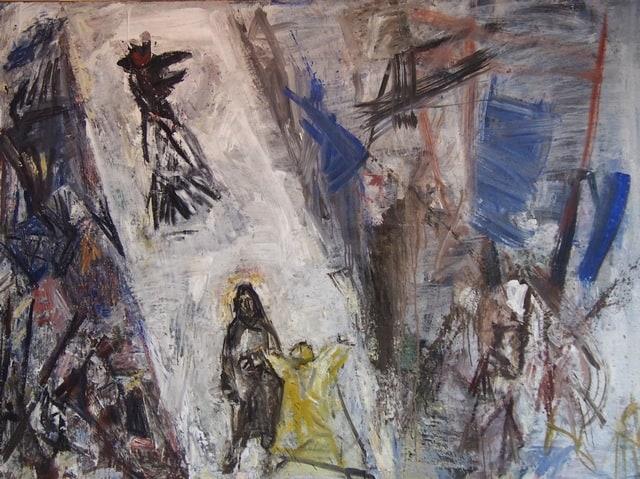 Павел Никонов. Христос и Иуда